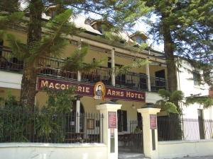 Maquarie Arms Hotel