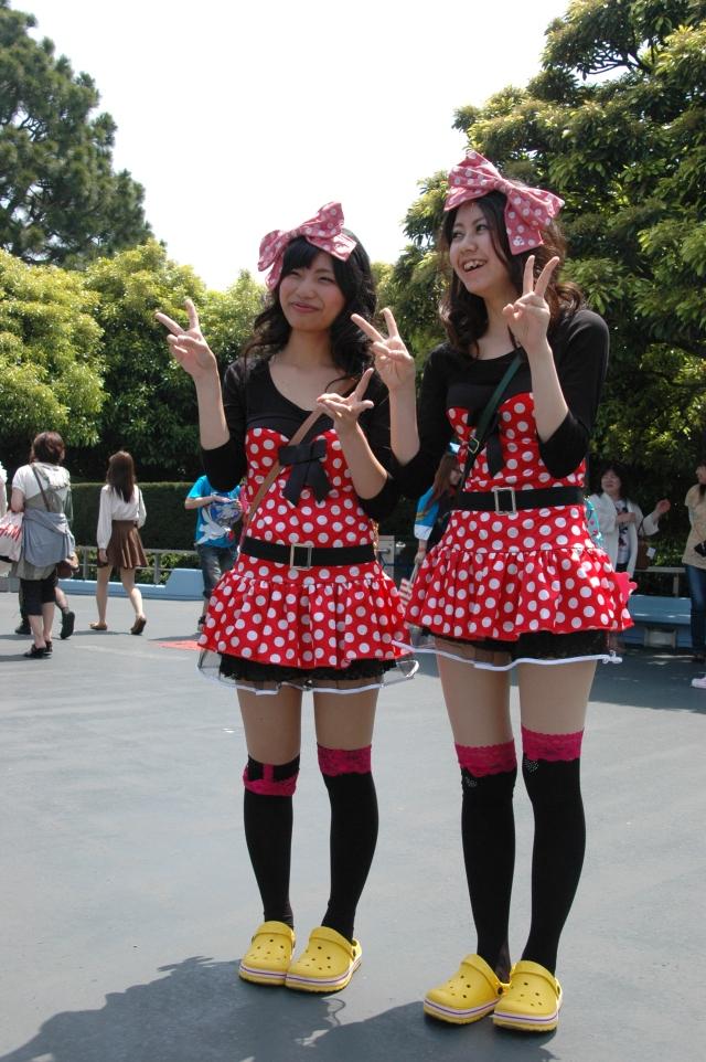 14 Dressed for Disneyland. Photo © Briar Jensen