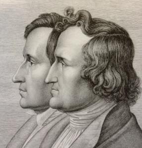 Jacob & Wilhelm Grimm