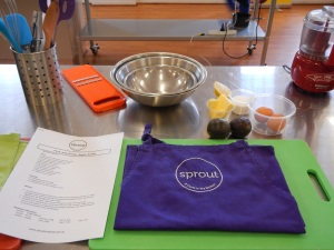 Sprout Cooking Kitchen