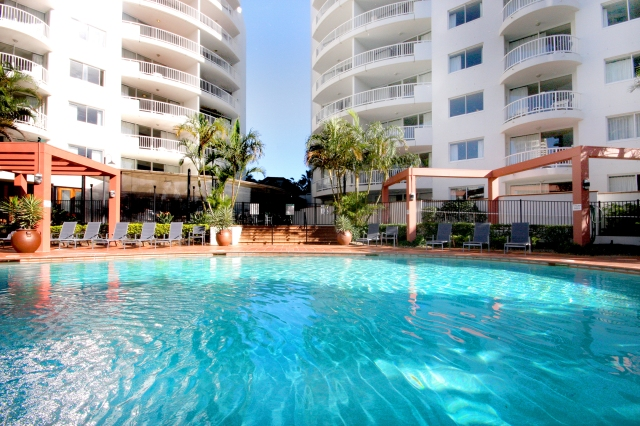 Teen-friendly family accommodation on the Gold Coast