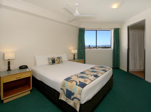 1 Bedroom Suite Bedroom 2