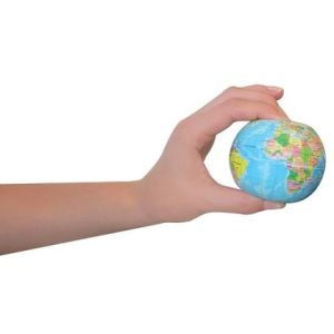 Earth Stressball