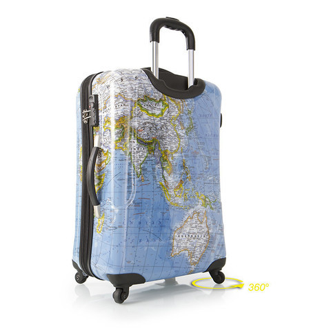 10 world map themed travel accessories briars travel beat take the world with you gumiabroncs Image collections