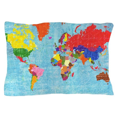 10 World Map Themed Travel Accessories Briar S Travel Beat