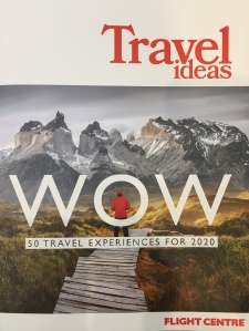 Travel Ideas WOW List 2020
