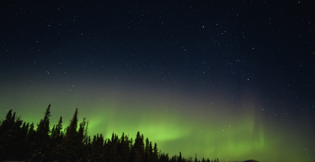 Northern Lights Yukon