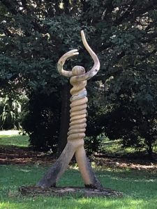 Twisted sculpture